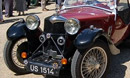 Vintage Vehicles at Lydiard Park