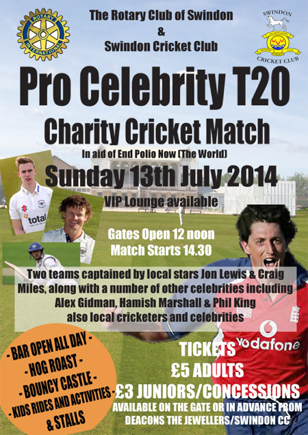 Pro Celebrity Cricket