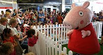 The Pulling Power of Peppa Pig!