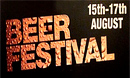 Beer Festival this August