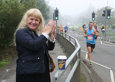 Swindon Half Marathon 2014