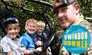 Swindon Armed Forces Day 2015