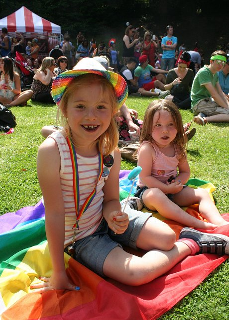 Swindon Pride 2015