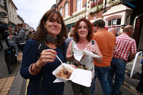 Sausage & Ale Trail, Old Town, Swindon 2016