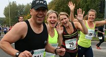 Swindon Half-Marathon 2015
