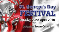 Celebrate St George's Day 2018