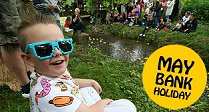 Swindon's Famous Duck Race 2016