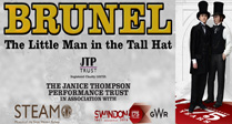 Brunel: The Little Man in the Tall Hat