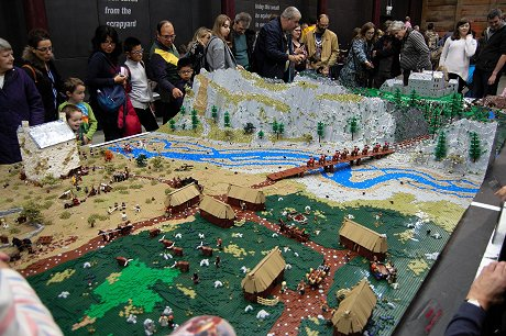 Great Western Brick Show Swindon 2017
