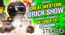 Great Western Brick Show