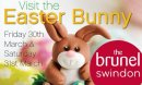 Easter Bunny at The Brunel