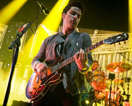 Stereophonics at the Oasis