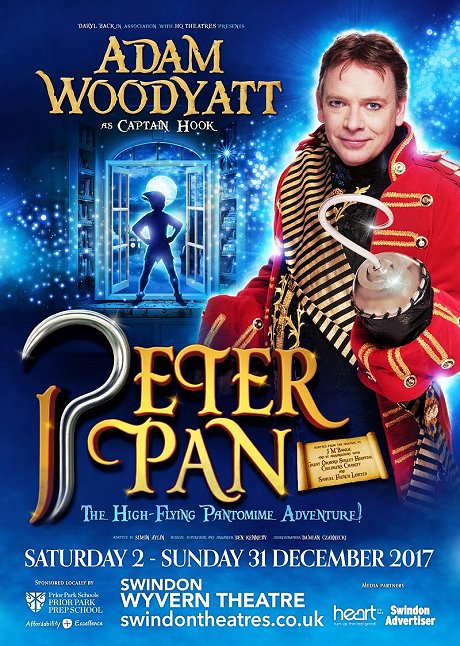 Swindon Panto Peter Pan