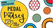 Pedal For Pudsey at the Swindon Designer Outlet