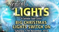 Swindon Town Centre Christmas Lights Switch-On