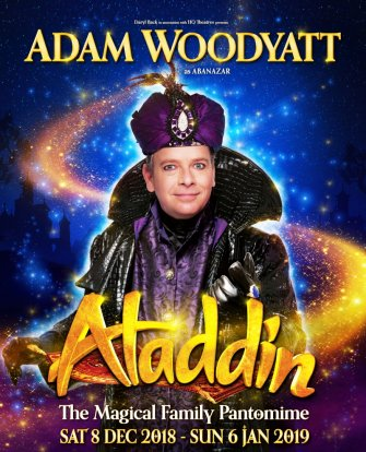 Aladdin at The Wyvern!