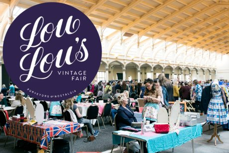 Lou Lou's Vintage Fair Swindon