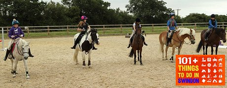Riding lessons Swindon