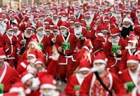 Swindon Santa Dash