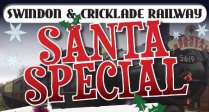 Swindon & Cricklade Railway Santa Specials