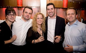 Rat Pack tribute evening at The Apartment, Swindon