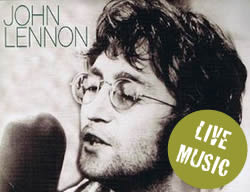 John Lennon/Beatles Swindon