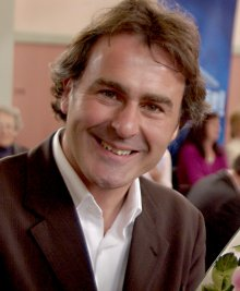 BBC Flog It!'s presenter Paul Martin will be coming to the Steam museum in Swindon
