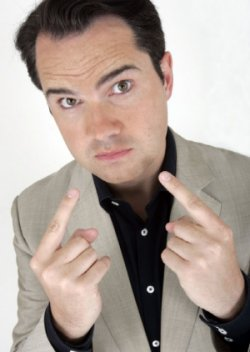 Jimmy Carr is coming to Swindon
