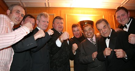 Swindon Supermarine Boxing Dinner 05 March 2008