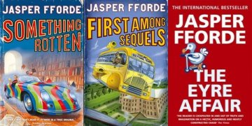 Jasper FForde Swindon