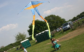 Swindon Kite Festival 2008