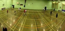 Badminton in Swindon