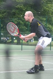 Tennis at St Marks in Swindon