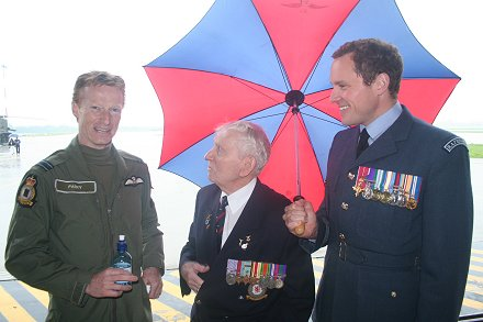 Air Tattoo Launch 2008. 90 years of valour: