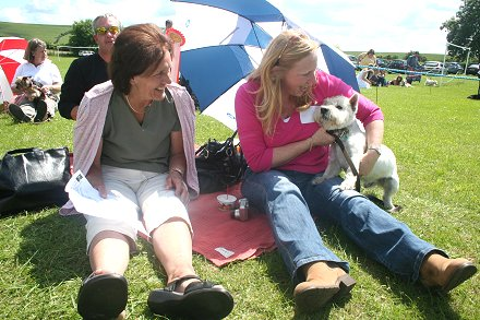 Liddington Swindon Fete and Dog Show 2008