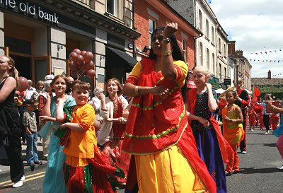 Old Town Festival Swindon 2008