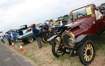 Wroughton Classic Car and Bike Show Swindon 2008
