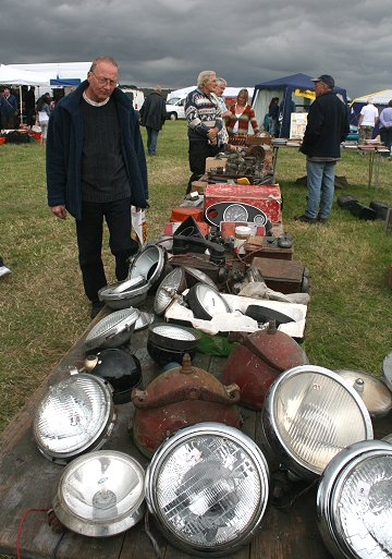 Wroughton Classic Car and Bike Show 2008