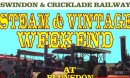 Steam and Vintage Weekend
