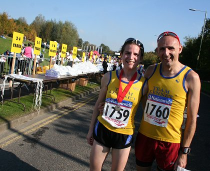 Swindon Half-Marathon 2008