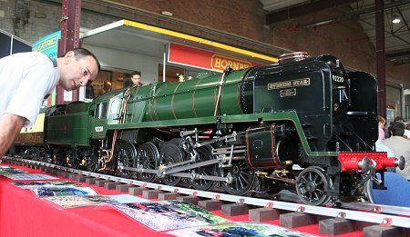 Swindon Railway Museum 2008