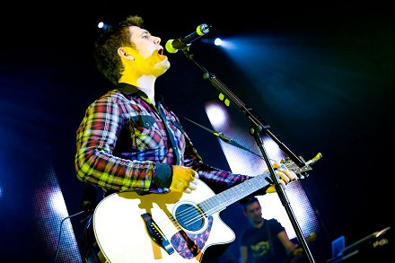 Scouting for Girls in Swindon