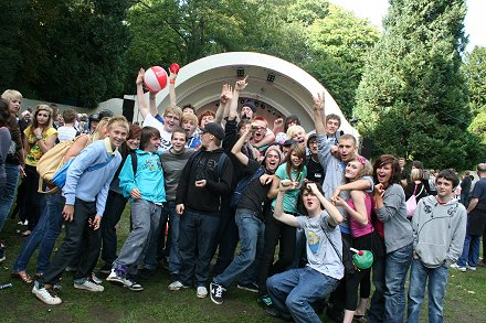 Swindon Youth Festival 2008