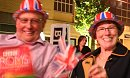 Swindon enjoys the Last Night of the Proms