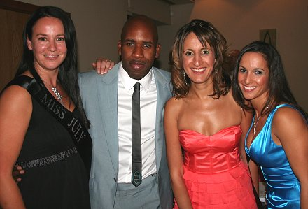 Radio 1's DJ Spoony in Swindon