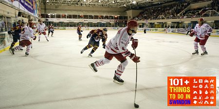 Swindon Wildcats Ice Hockey