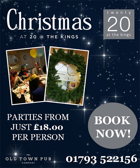 Christmas Parties Swindon 2018 Lunches Office Parties