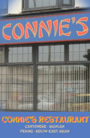 Connies Restaurant Old Town Christmas, Swindon