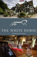 White Horse at Woolstone pub nr Swindon