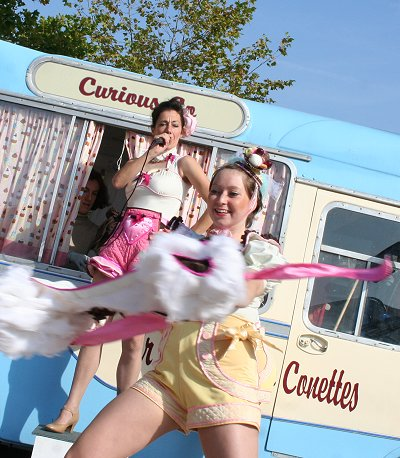 Swindon Dance Open Weekend - Mr Wippy and the Cornettes